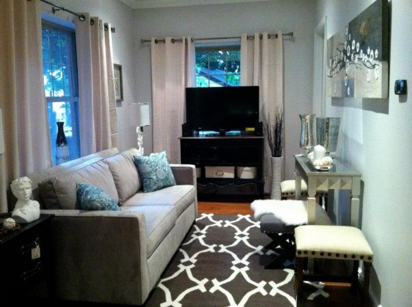 Small glamour botanical living room pinterest for Glam living room ideas