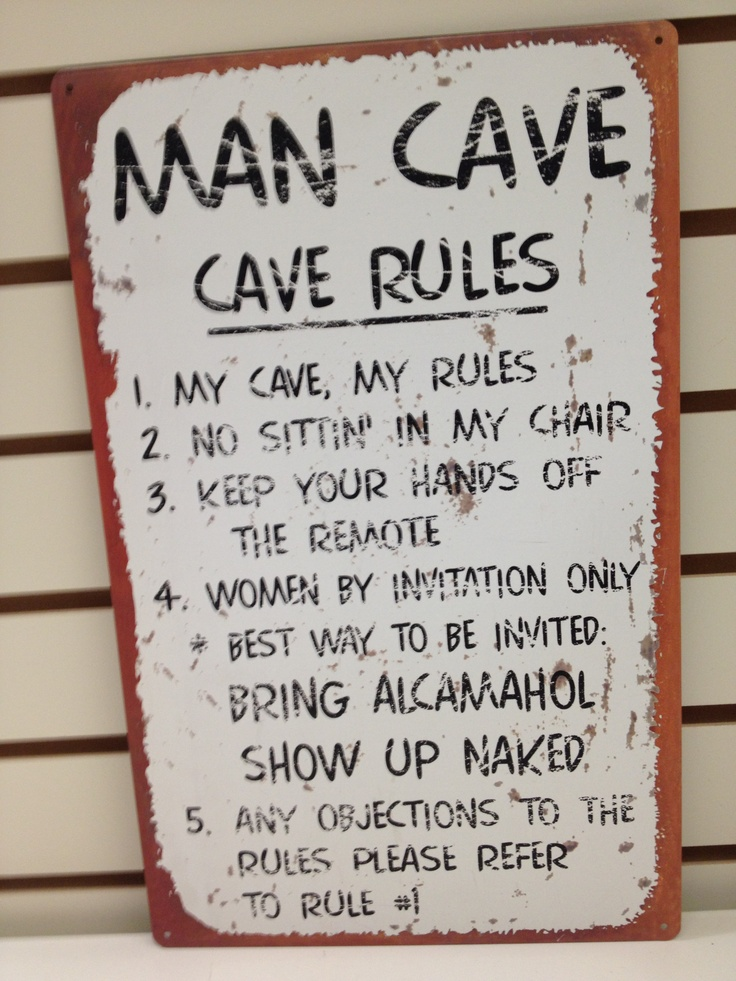The League Man Cave Quotes : Man cave signs sayings pinterest