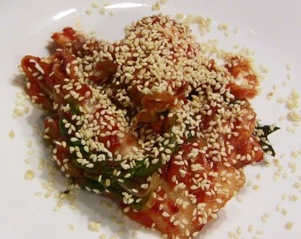 Mak-kimchi 막김치 - - Step by step. - How do you know it's ...
