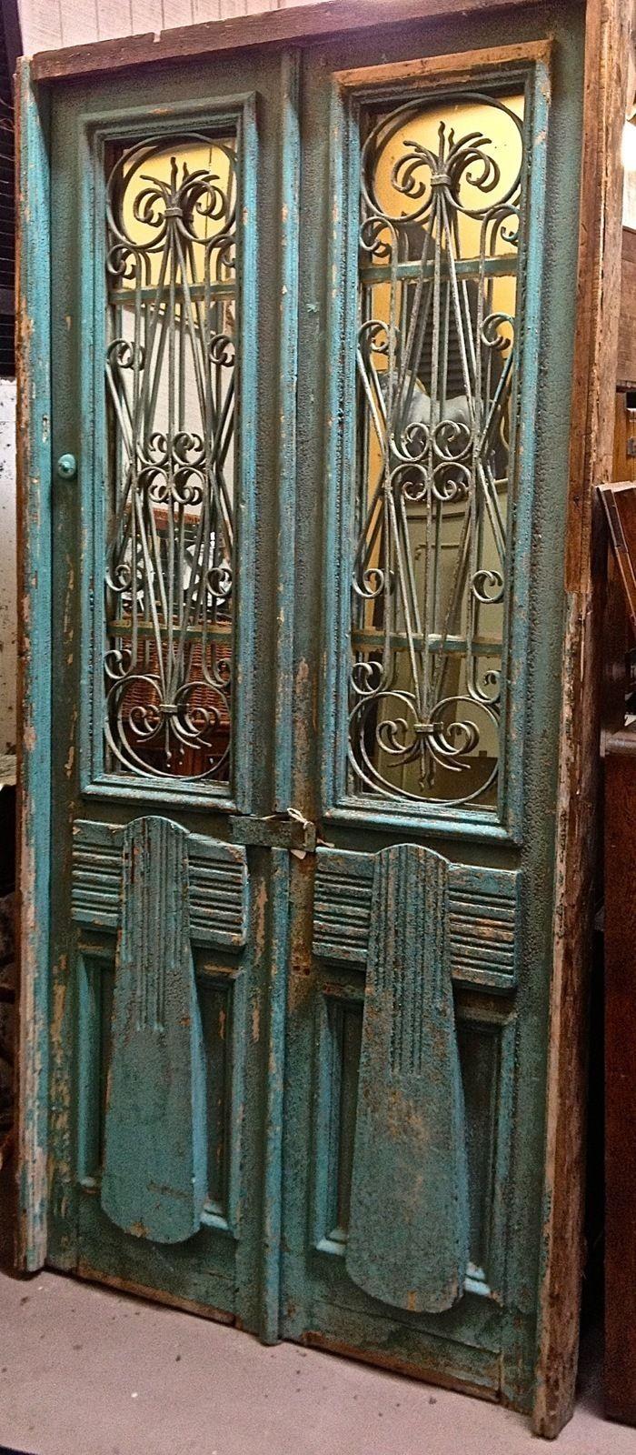 Vintage architectural salvage
