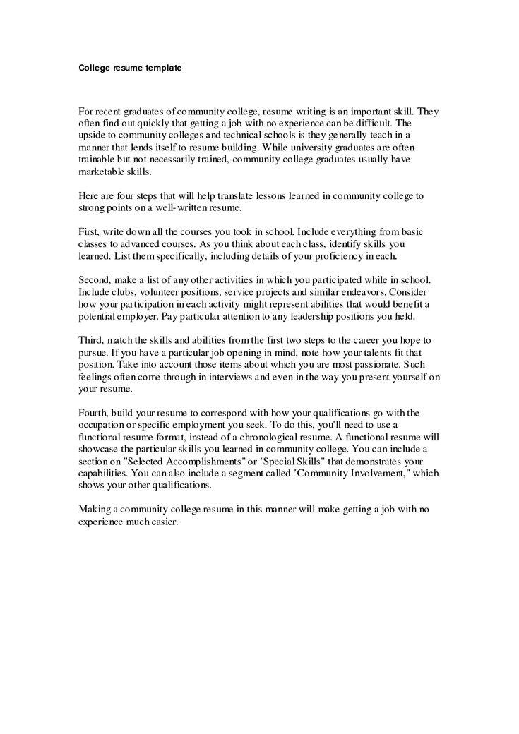 Job Application Letter Template Australia