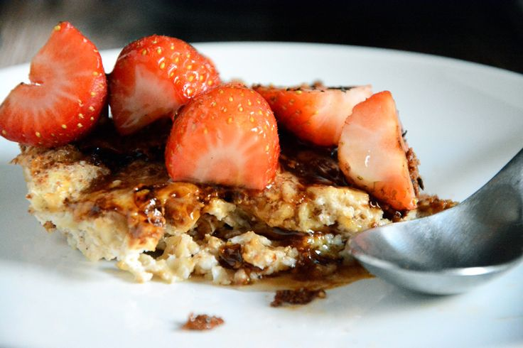 Creme Brulee Baked Oatmeal | The Housewife in Training Files ...oh my ...