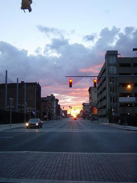 Toledo, OHIO  DOWNTOWN