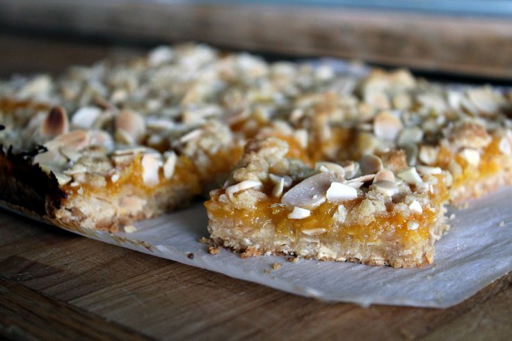 crumble bars peach crumb bars pecan pie bars pecan pie bars quinoa oat ...