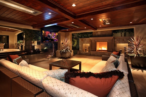 my dream living room dream big pinterest