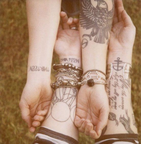 Drops Of Jupiter: tattoo tuesday. | tattoos | Pinterest