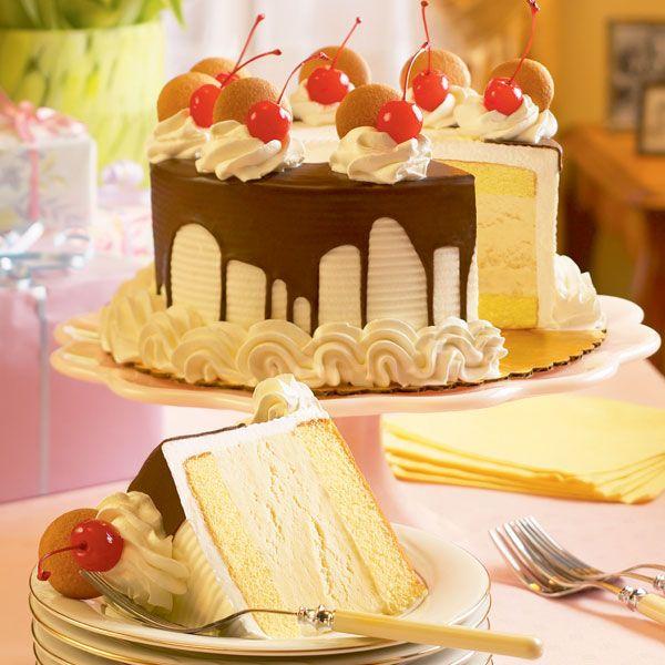 Christina S Ice Cream Cake