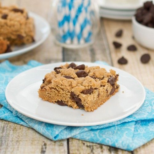Browned Butter Salted Chocolate Chip Cookie Bars {Sweet Pea's Kitchen}