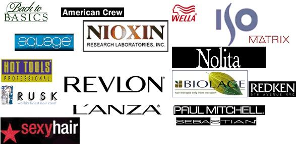 hair product logos hair pinterest