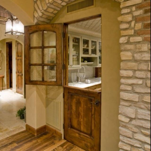 Dutch Door Dutch Door Kitchen