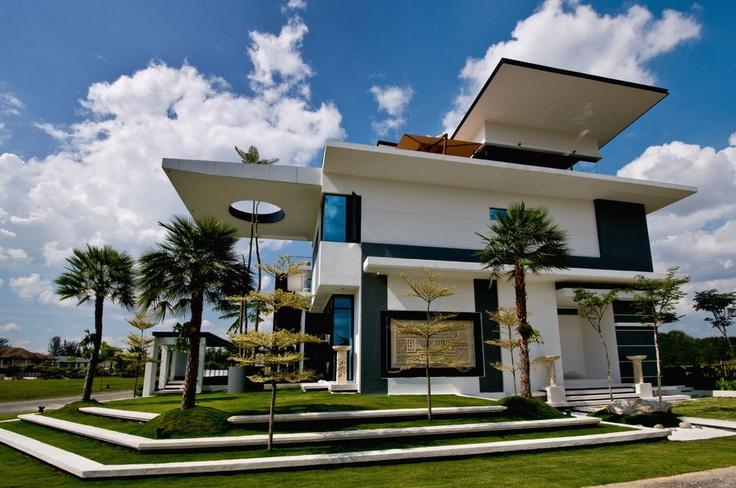 Malaysia house