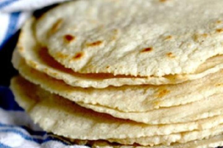 Homemade Corn Tortillas | Food & Recipes | Pinterest