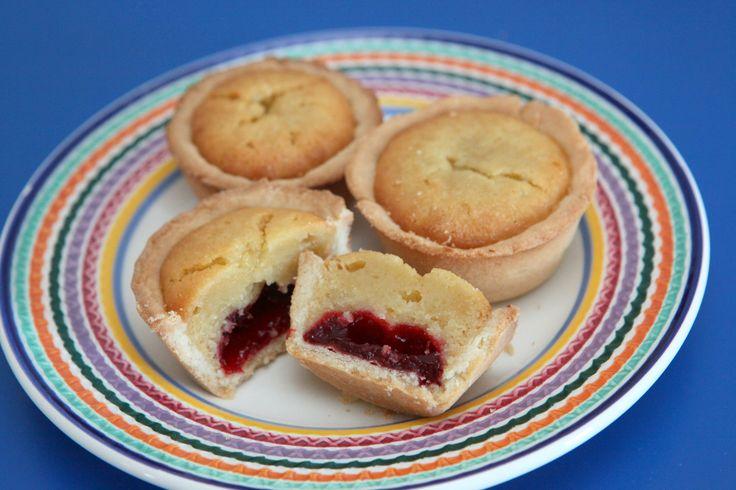 Raspberry Almond Tarts | Recipe