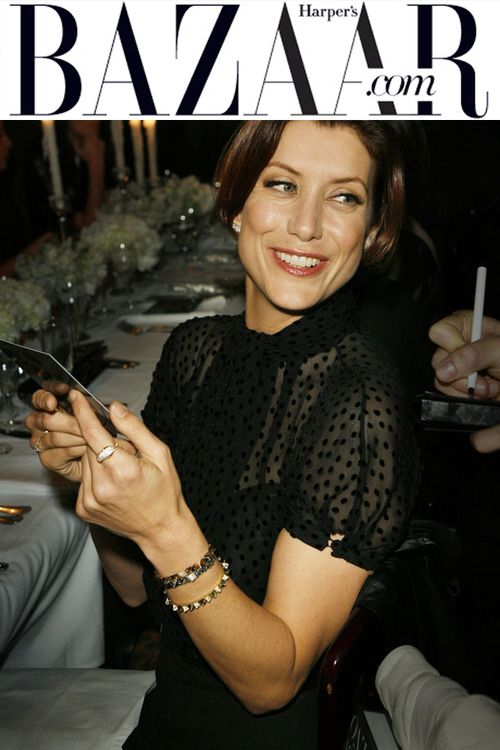Harper's Bazaar | Kate Walsh: Official Website
