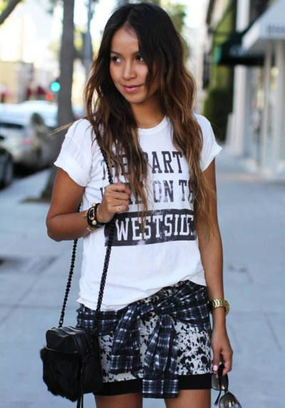 Friday Outfit Inspiration: The Tee