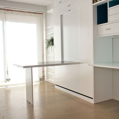 Murphy Bed With Desk For The Home Pinterest