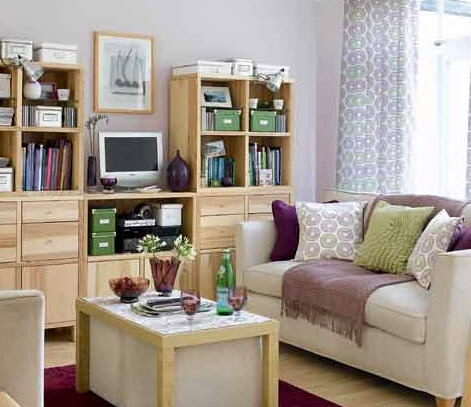Gorgeous small living room review