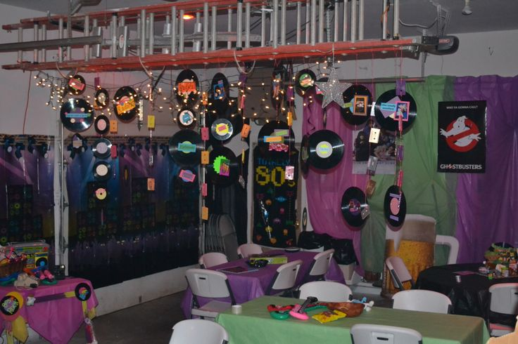 80s party decorations adult 80 39 s party pinterest for 80s decoration party