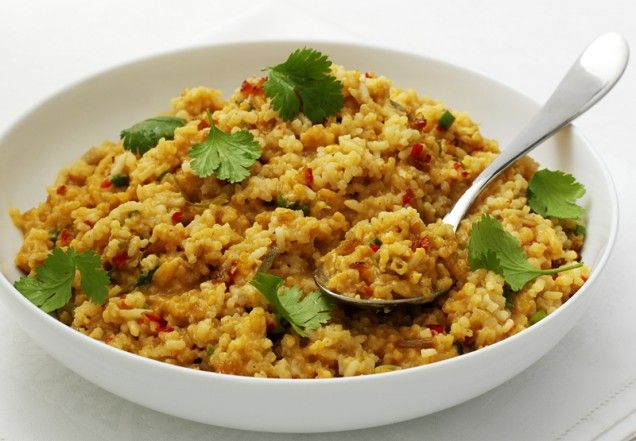 Thai Coconut Rice | Recipe