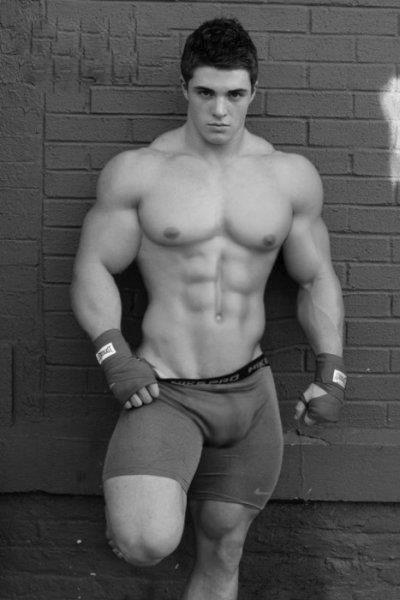 Undie Fan Gallery | Muscle motivation! | Pinterest