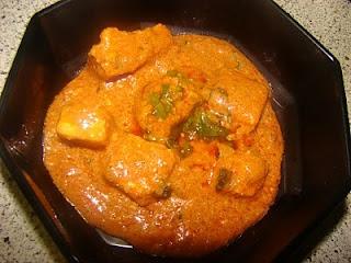 ... paneer panir cheese kadai paneer with pineapple by sala kannan