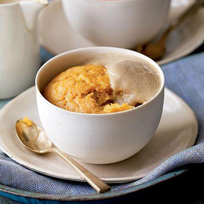 Steamed Butternut Squash Pudding | Recipe