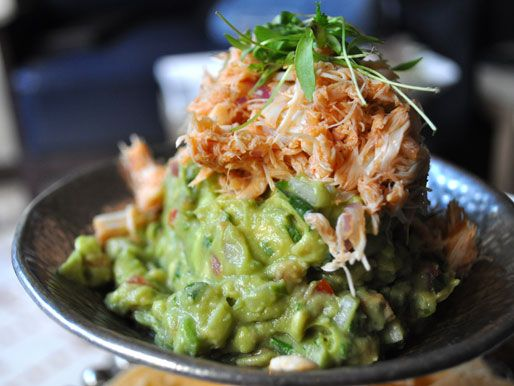 Spicy Crab Guacamole | If It Looks Good, Eat it! | Pinterest