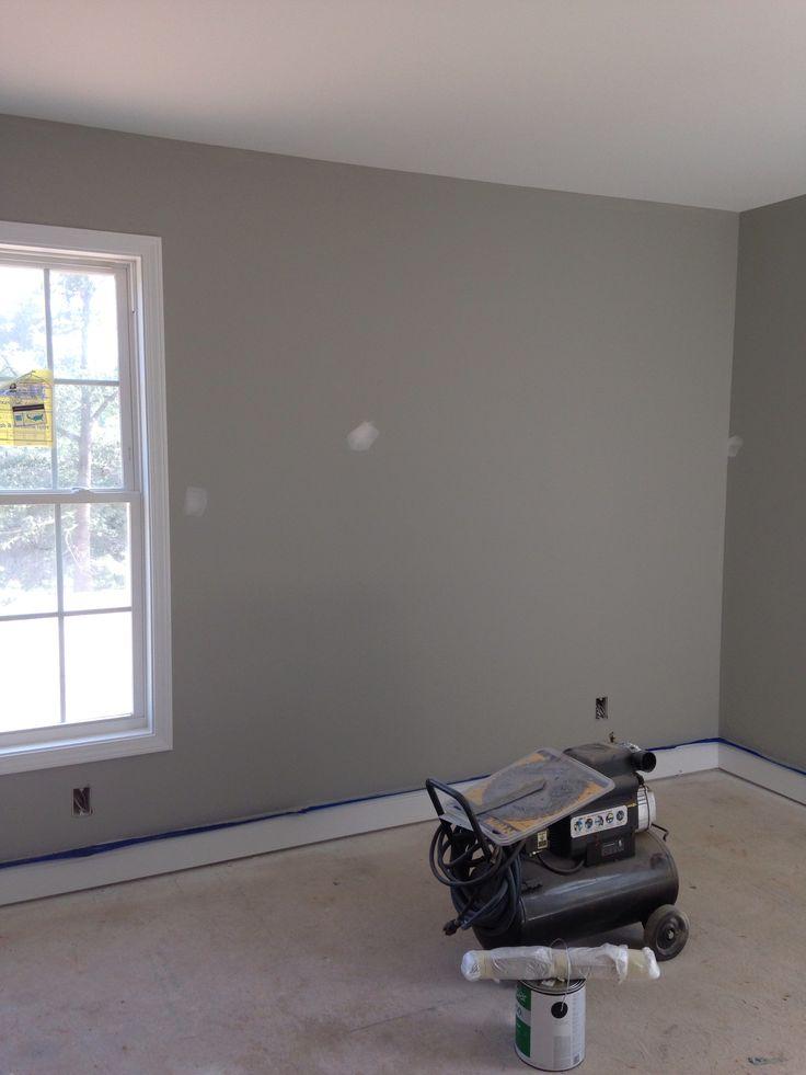 Valspar Woodlawn Colonial Grey | Ideas for home | Pinterest