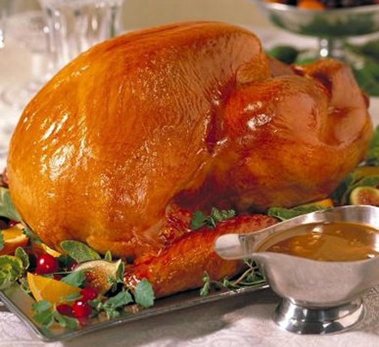 Southern Deep-Fried Turkey | Thanksgiving | Pinterest