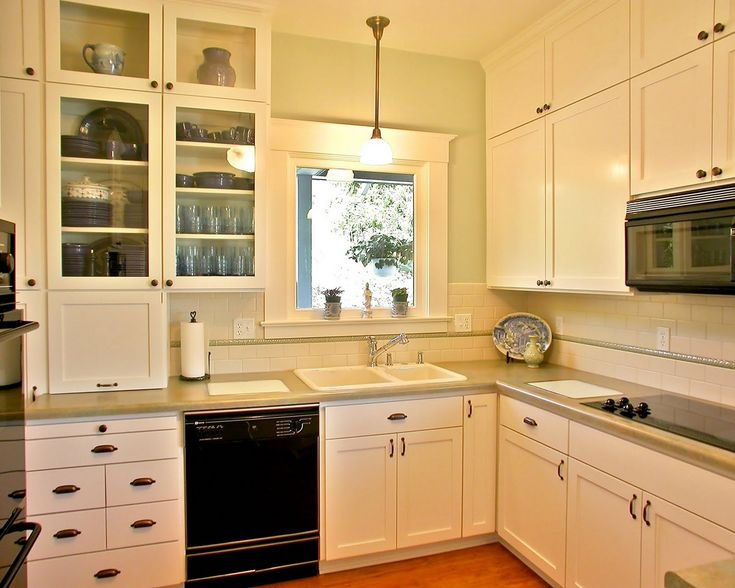1909 craftsman bungalow kitchen remodel for the home