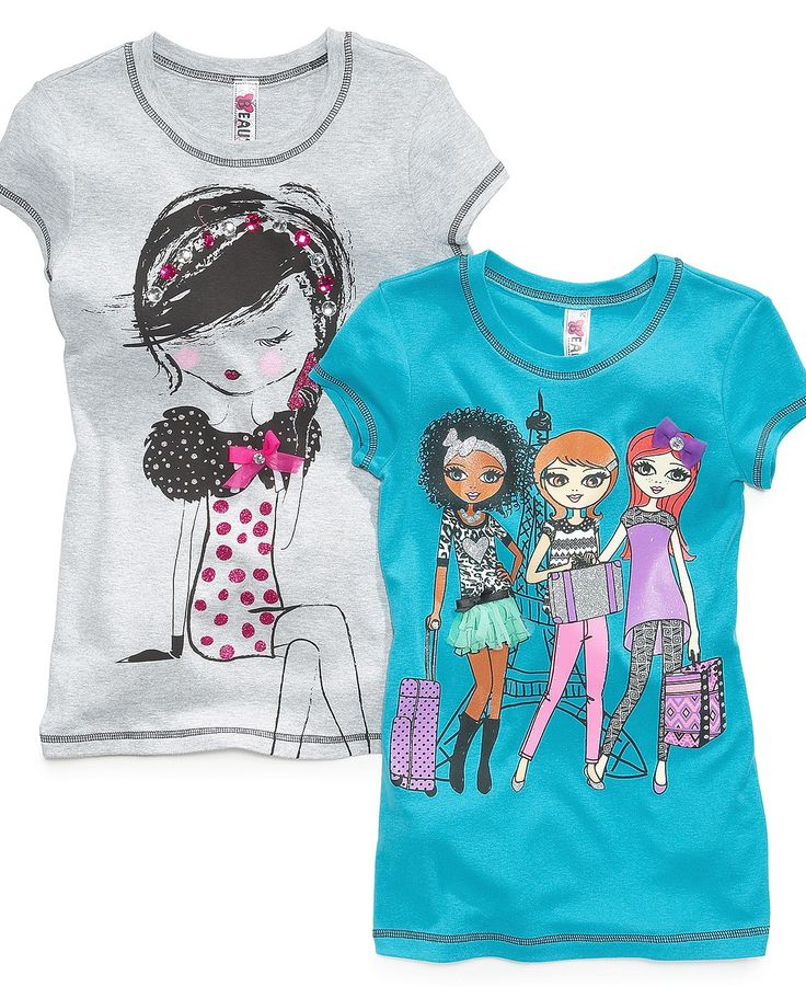Pin by debra cadet wallace on fashion clothing 21st for Graphic t shirts for kids