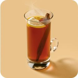 Hot Rum Toddy. (this is a toddy I an see enjoying)