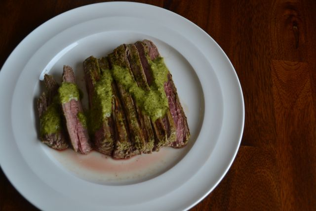 flank steak spicy lime cilantro marinated flank steak marinated flank ...