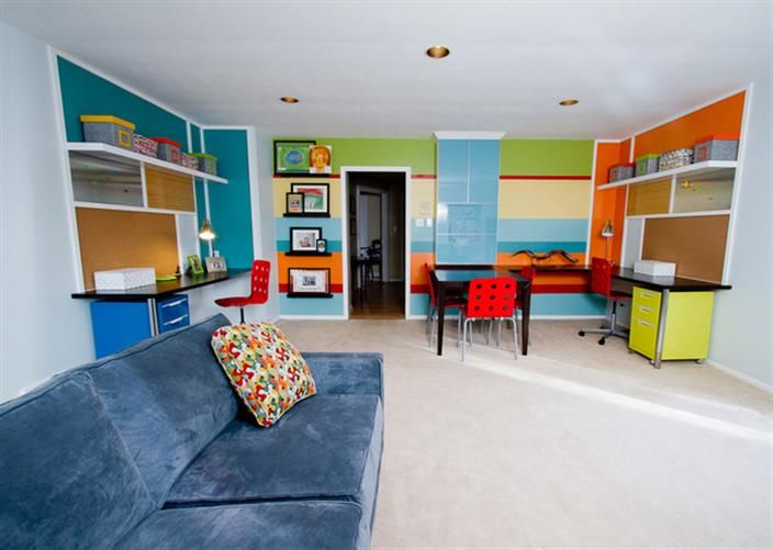 playrooms painting ideas playroom