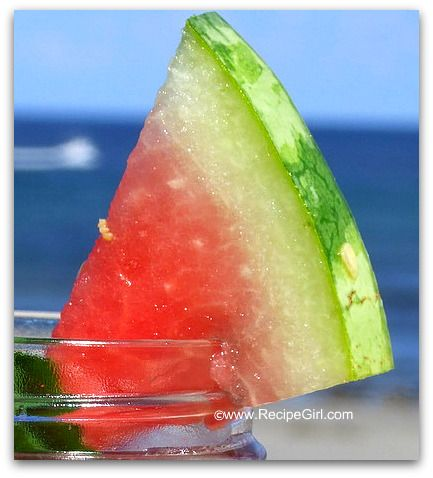 Summer Drink Recipes- Watermelon Tequila Cocktail