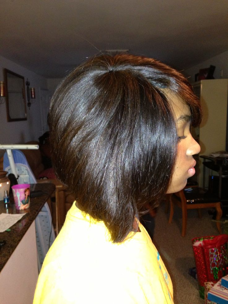Quick weave bob Bobs Pinterest - 27 Piece Quick Weave Hairstyles