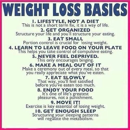 Start Losing Weight Today With These Simple Ideas