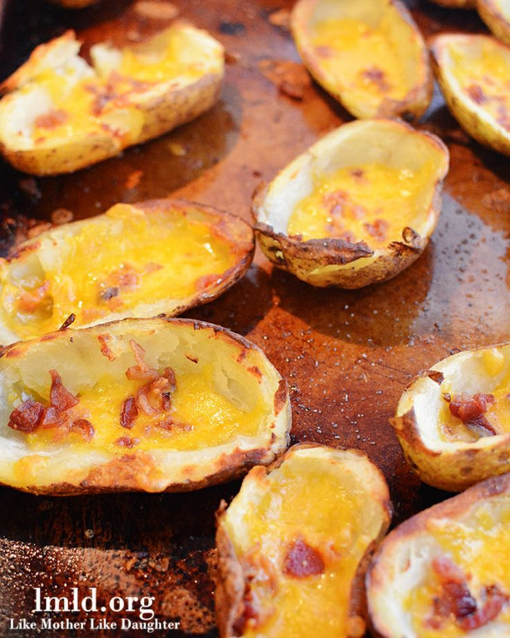 Twice-Baked Jalapeno Sweet Potatoes with a Streusel Topping Find more ...