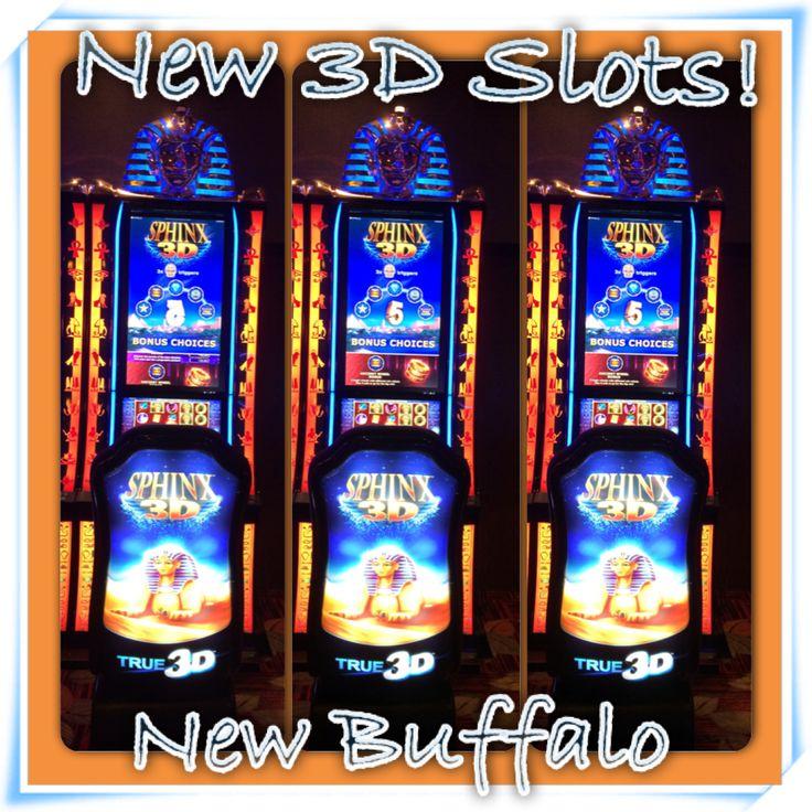 3d slots on facebook