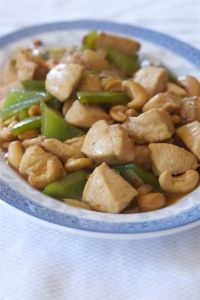 """Cashew Chicken & Pineapple Fried Rice as featured in """"The Chinese ..."""