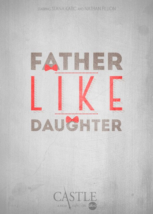 like father like daughter Like father, like daughter a refreshing take on superheroes from the  perspective of a young lady whose father left her to become the world's first  superhero.