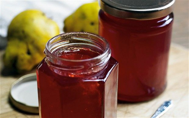 quince jelly-delicious with manchengo or parmesan cheese on crusty ...