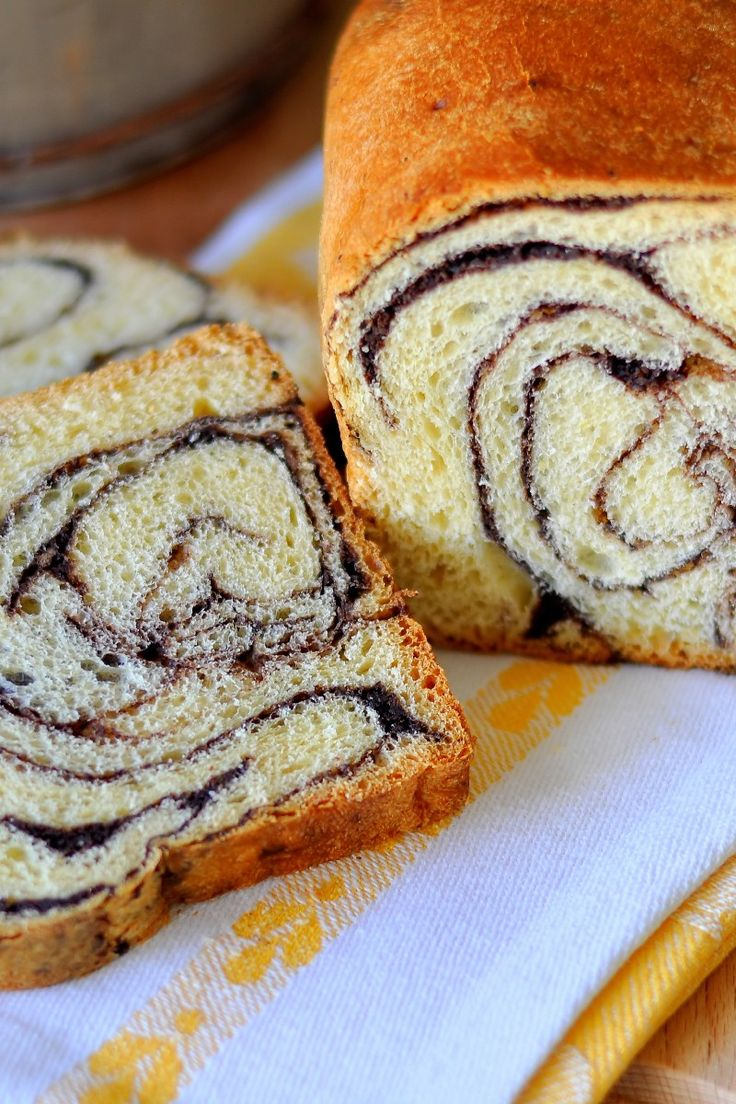 Cinnamon Swirl Bread Recipe | Breads & Rolls | Pinterest