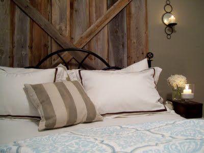 DIT-Tutorial-Barn wood- door-headboard