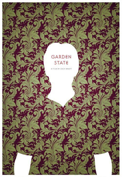 Garden State Movie Poster Art Ideas Pinterest