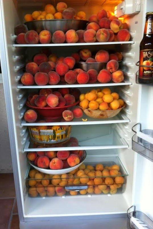Canning Homemade!: Peach Raspberry Jam | In Jars | Pinterest
