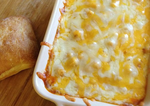 Baked Ziti Recipe perfect for kids | Recipes | Pinterest