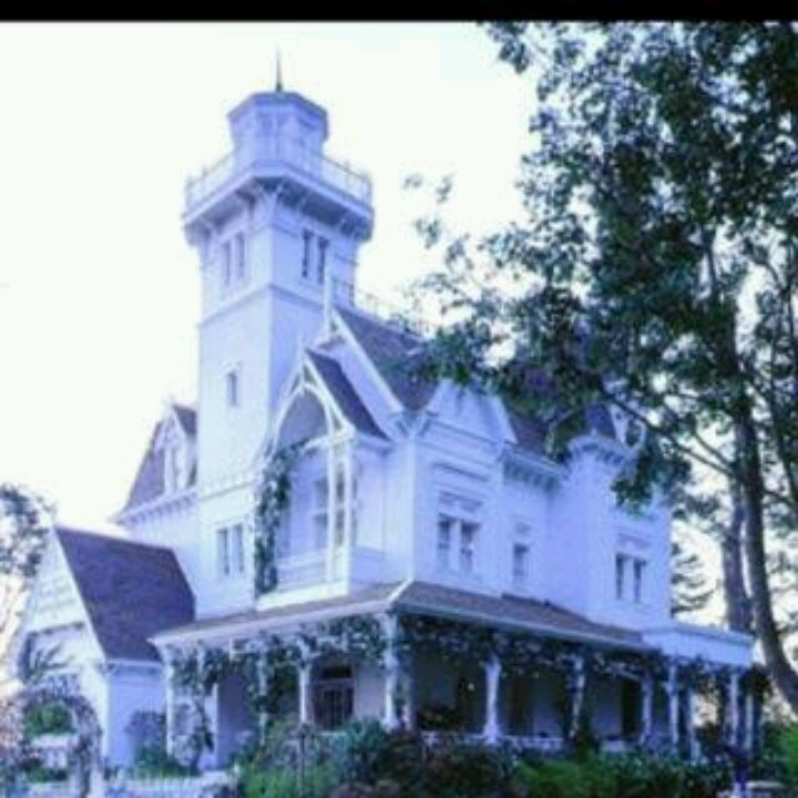 House From Practical Magic Stress Relievers Pinterest