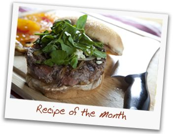 burgers beef and andouille burgers with asiago cheese recipes dishmaps ...