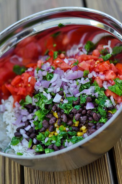 Fiesta Lime Rice | Who's Hungry - Lunch/Dinner? | Pinterest